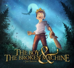 Image of The Boy & The Broken Machine [2013]