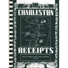 Image of <i>Charleston Receipts, Collected by the Jr. League of Charleston</i>