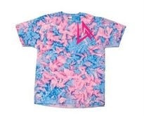 Image of SUMMER in L.A.: Blue Cherry Blossom T-Shirt