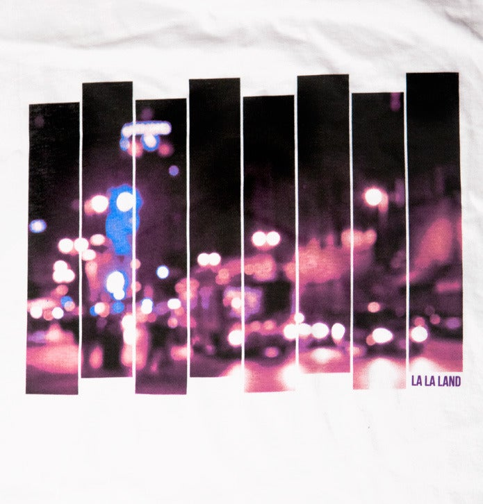 Image of La La Land Tee- White