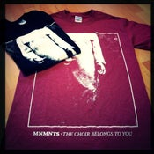 Image of MNMNTS - The Choir Statue Tee - SOLD OUT!