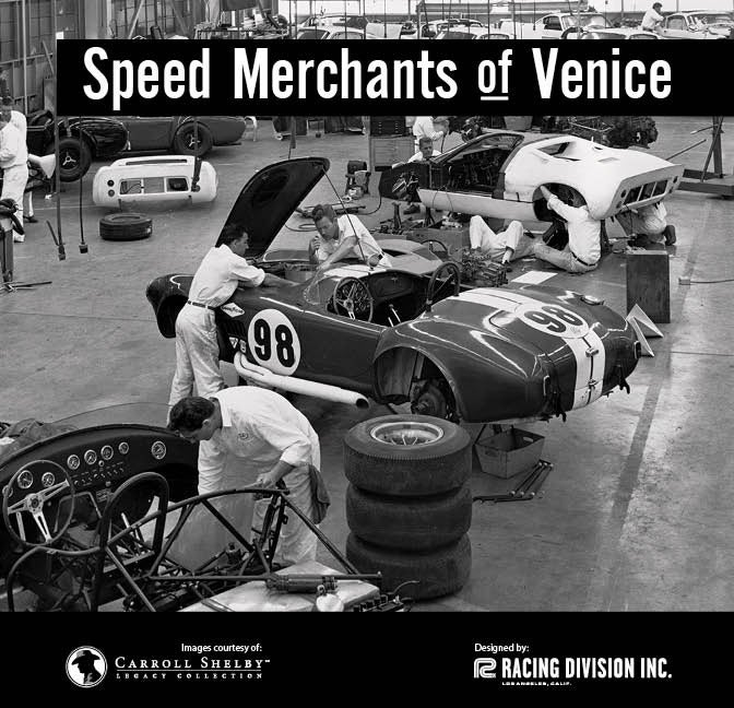 Image of Speed Merchants of Venice
