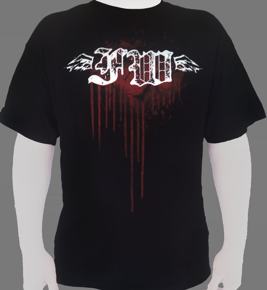 Image of SPLATTER TEE