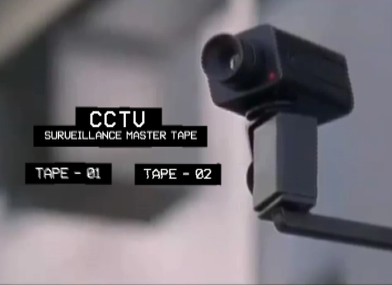 Image of CCTV Surveillance Master Tape