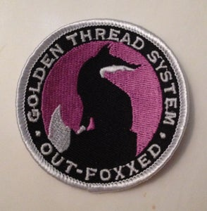 Image of Out-Foxxed Patch