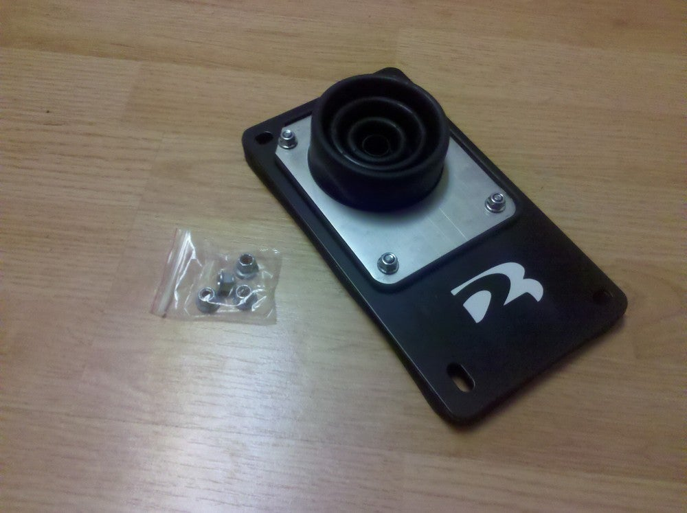 Image of Pro5.0/Hurst/Stock Shifter Hole Thermal Plate