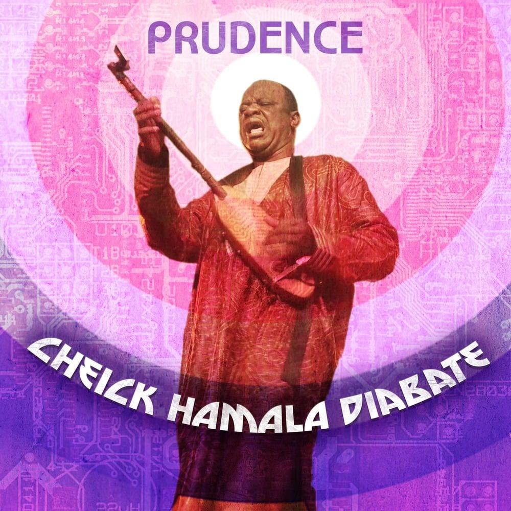 Image of Cheick Hamala Diabate - Prudence LP (ECR709)