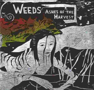 "Image of WEEDS ""Ashes Of The Harvest"" 2xLP (Wolfram Reiter)"