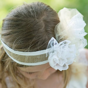 Image of The Bianca   Headpiece