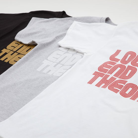 Image of LOW END X OBEY HEATHER GREY