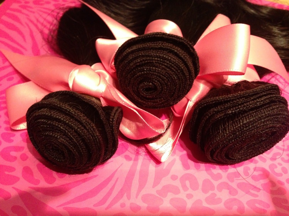 Image of 1Piece Virgin Brazilian Body Wave