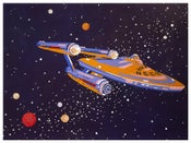 Image of The Enterprise