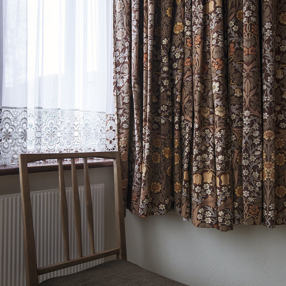 Image of At Home with Morris (Curtains), 2013