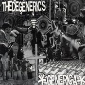 "Image of THE DEGENERICS ""Generica"" CD"