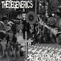 "Image of THE DEGENERICS ""Generica"" CD"