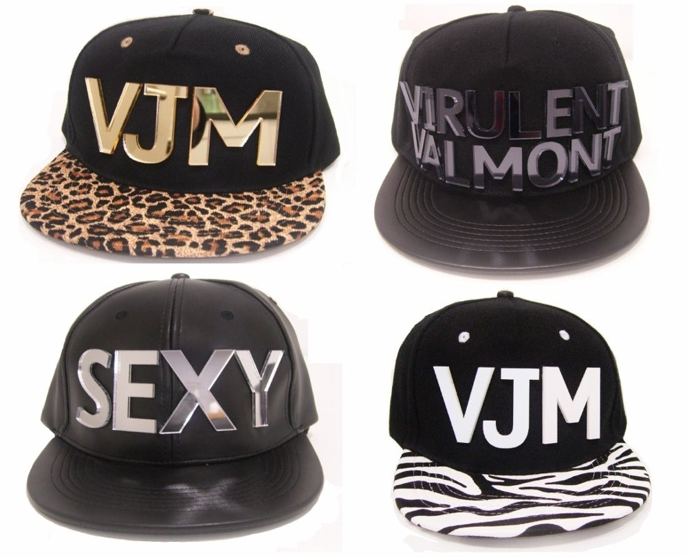 Image of Luxury Customized Snapbacks