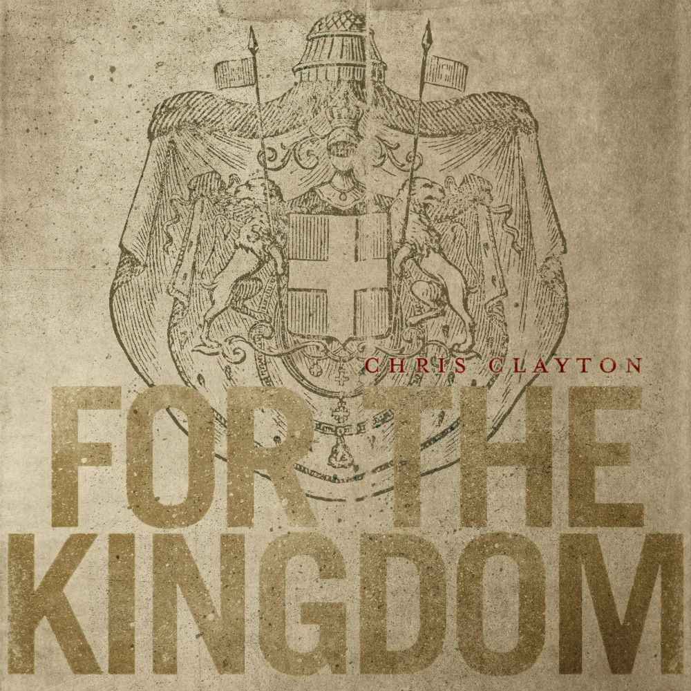 """Image of """"For The Kingdom"""" CD"""
