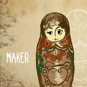 "Image of MAKER ""Self Titled"" EP"