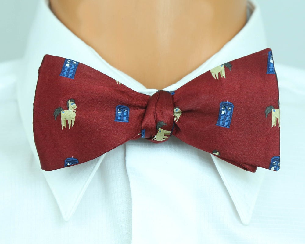 Doctor Whoovesbow-tie