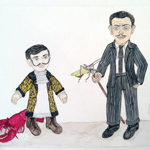 "Image of Delmy Loy Cross : ""Salvador with Salvador"""