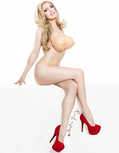 Image of Pandora Boxx pin-up
