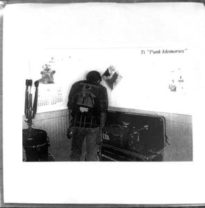 "Image of 'Punk Memories' 7"" (2013)"