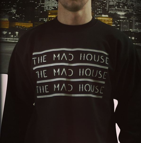 Image of THE MAD HOUSE Crewneck (Unisex)