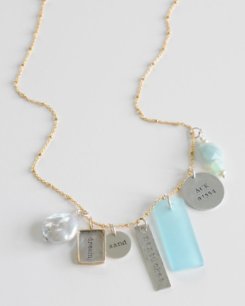 Image of Nantucket Charm Necklace