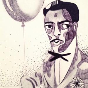 "Image of Forencio Zavala : ""Dali as a Boy"""