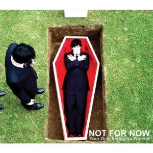 Image of Your Only Forgotten Funeral CD