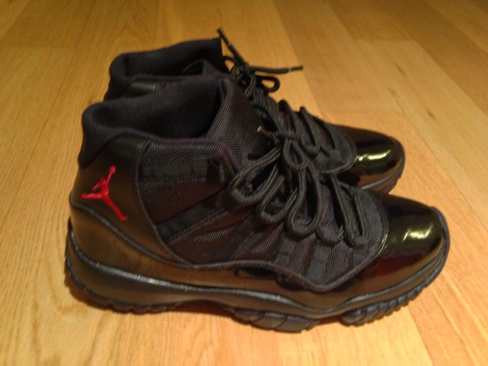 outlet store 97e5c 497c1 Image of    EL CAPPY CUSTOM    Nike Air Jordan XI Bred