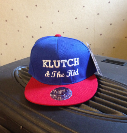 Image of Red/Blue Snapback (classic)