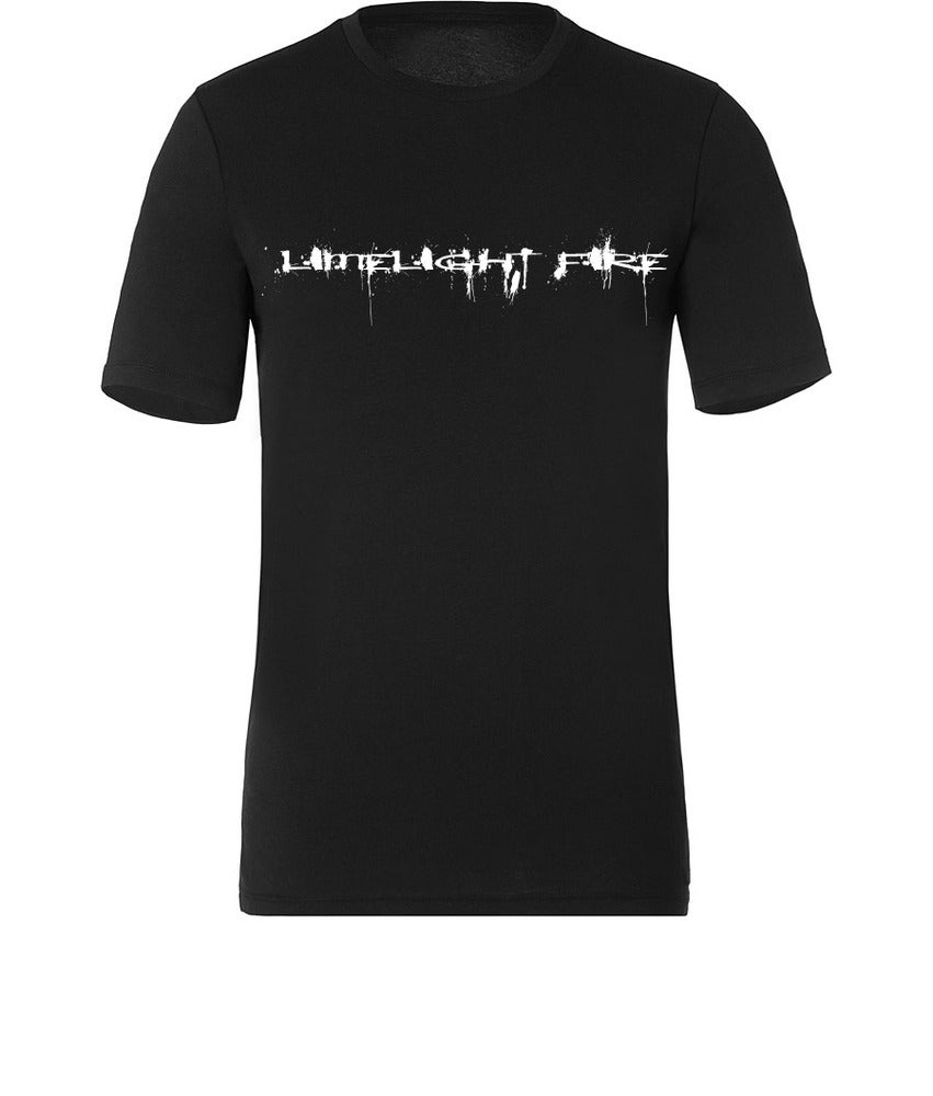 "Image of T-Shirt ""Limelight Fire"", black"
