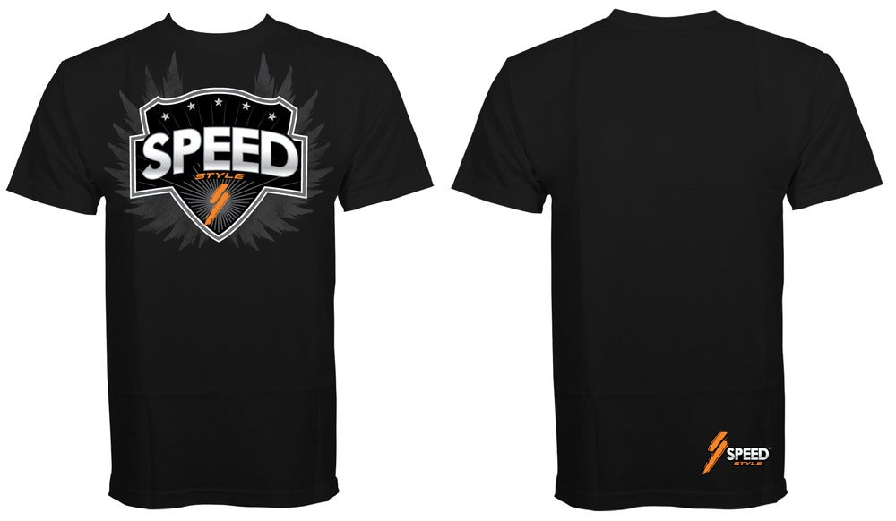 Image of SPEED Style Shield Youth Shirt