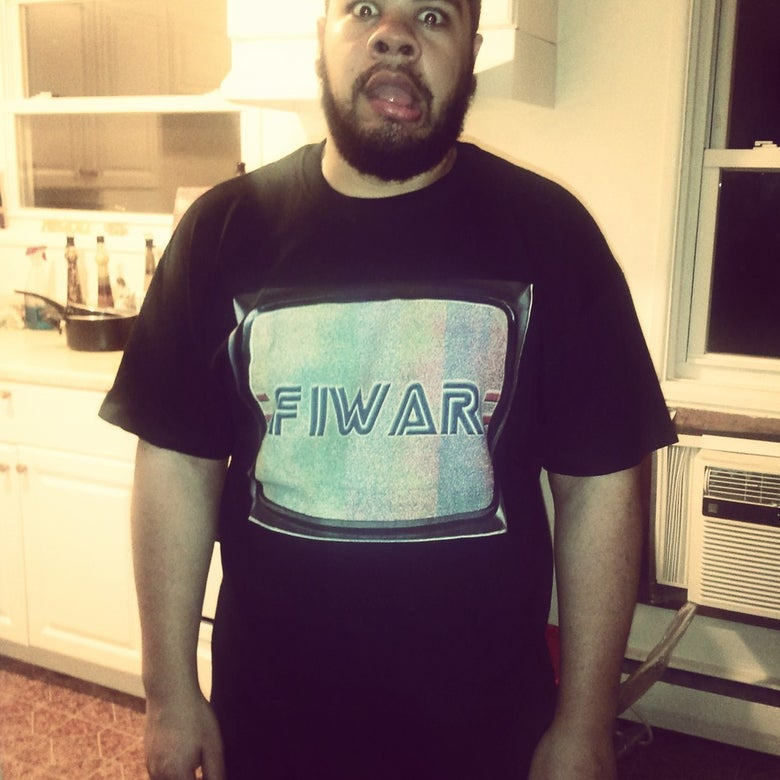 Image of FiWAR Tv Tee