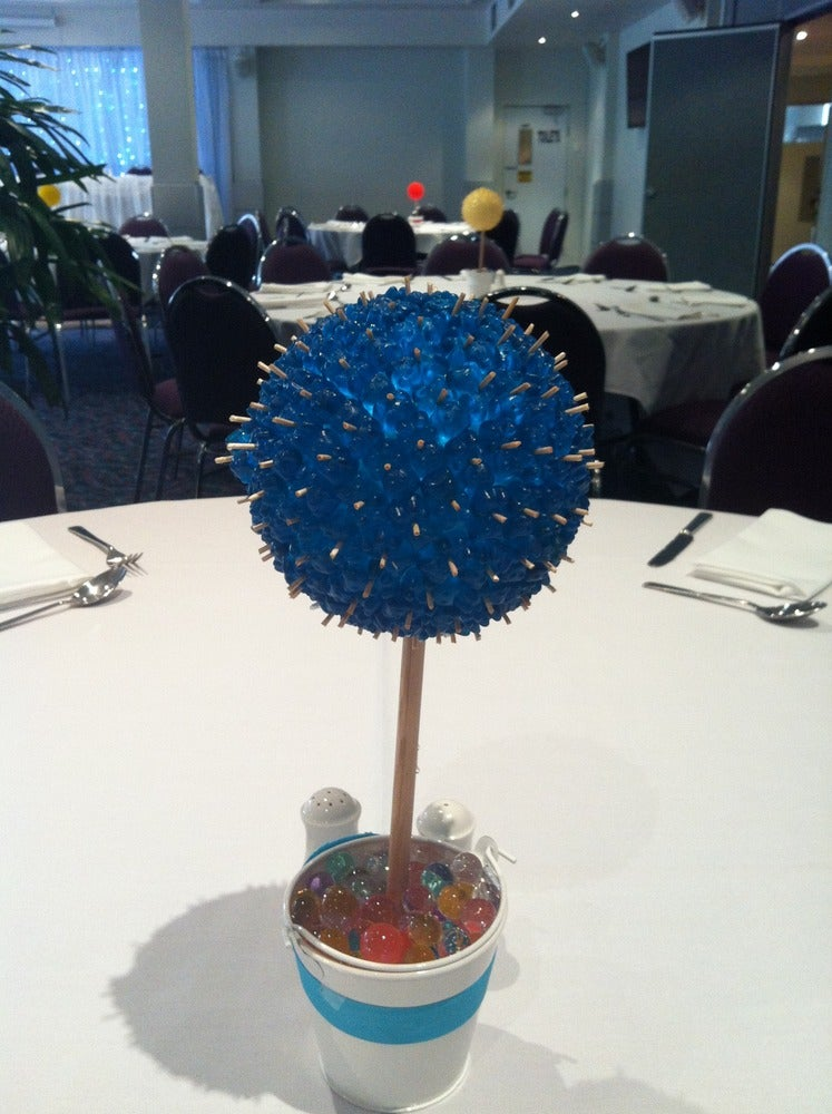 Image of Edible Centerpiece Gummy Topary