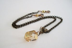 Image of Swarovski Crystal Pendant