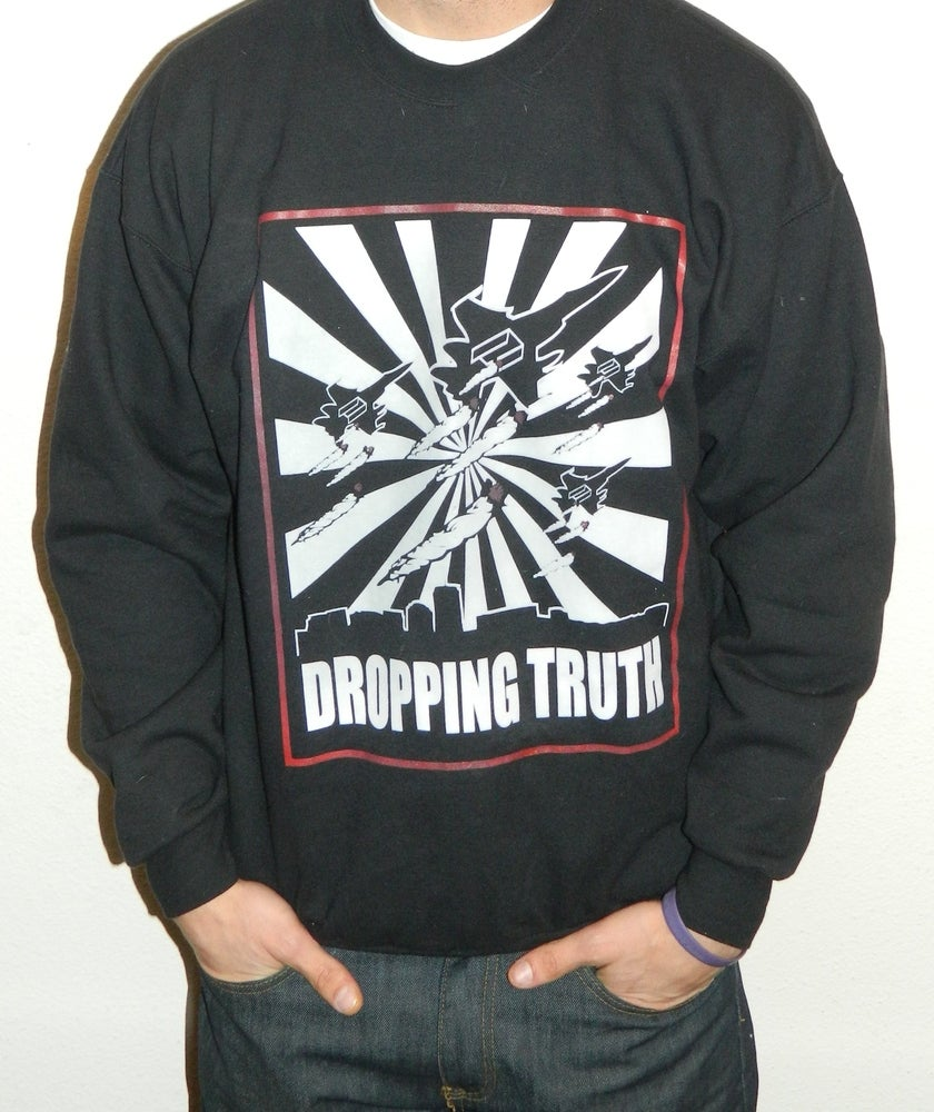 Image of Dropping Truth Crewneck