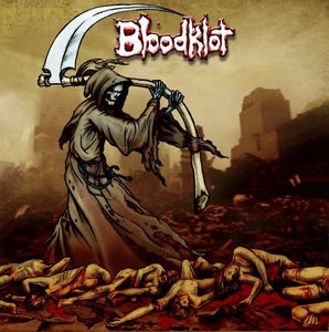 Image of BloodKlot Self-Titled Album
