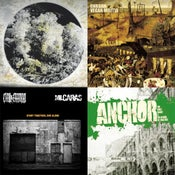 Image of Vegan Records CD`S x4 Ultimos lanzamientos. (Latest Releases)