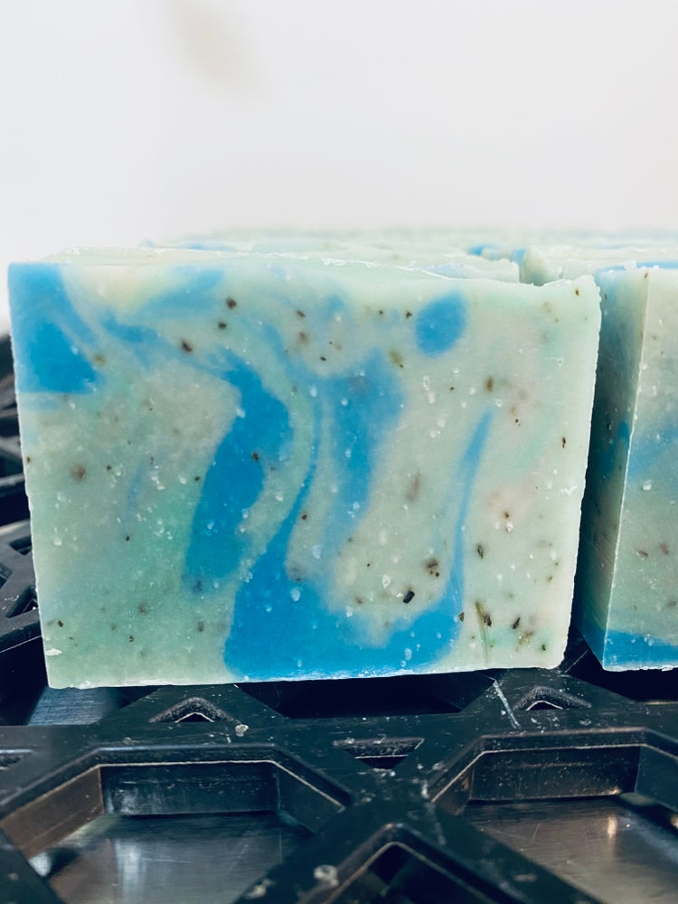 Image of Patchouli Coconut Milk and Beer Soap