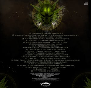 "Image of Mesidge - ""The Grim Reefer"" CD"
