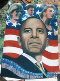 "Image of ""Deadheads for Obama"" poster by Jesse Mosher(~Shepard Fairey*TYPE*POSTER!)*PLEASE USE BITCOIN LINK*"