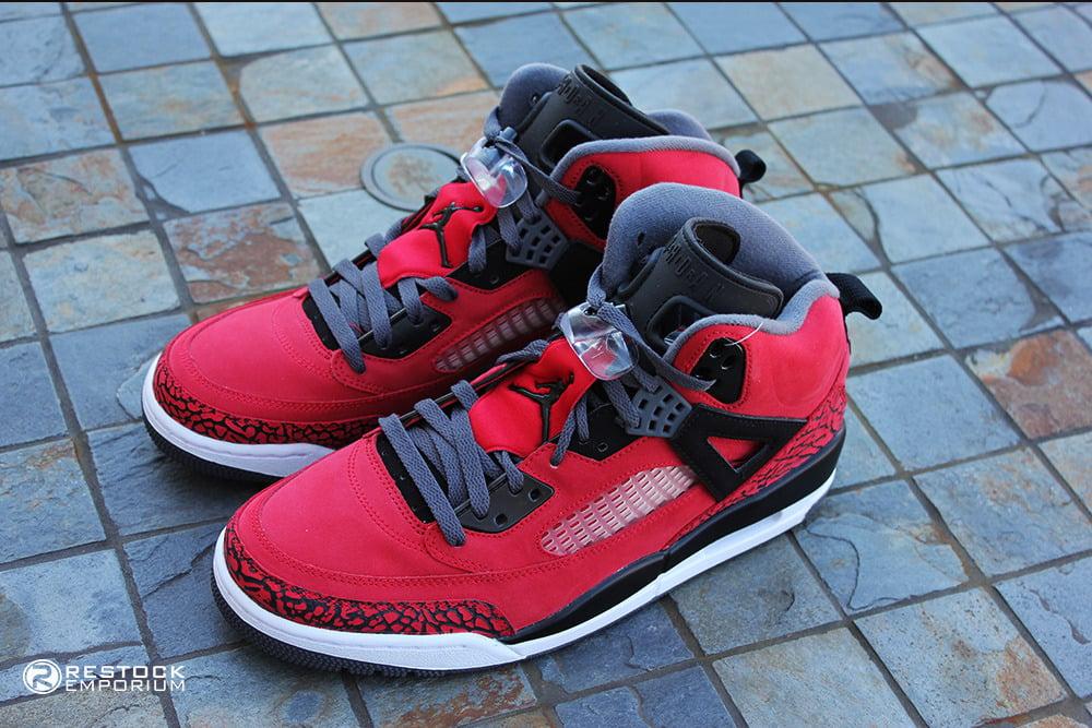 outlet store 439a7 1a2e5 Image of Air Jordan Spizike – Toro Bravo