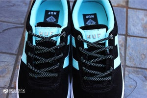 Image of Huf X Diamond Choice - Black & Tiffany Blue