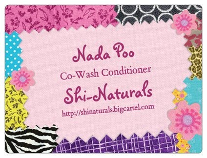 Image of Nada-Poo Co-wash Conditioner