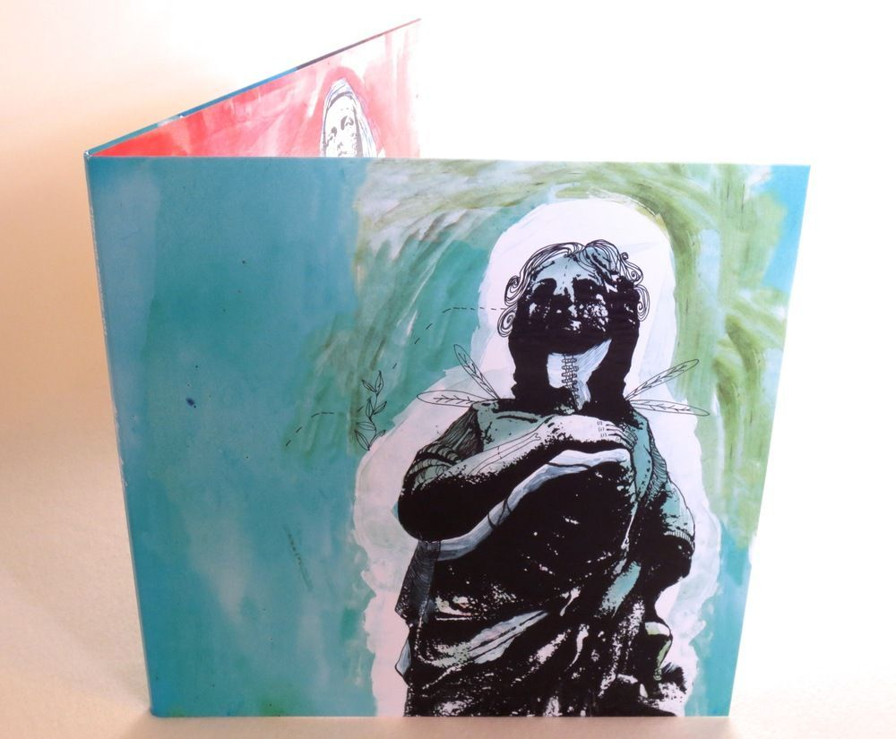 Image of BIG BLOOD ~ DEAD SONGS ~ lp (TIME-LAG 051)