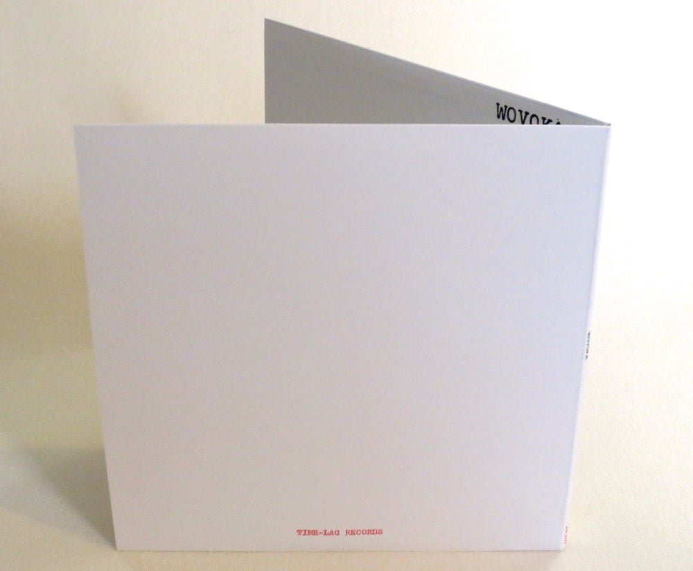 Image of WOVOKA ~ I & II ~ 2lp (TIME-LAG / RED RECORDS #4)