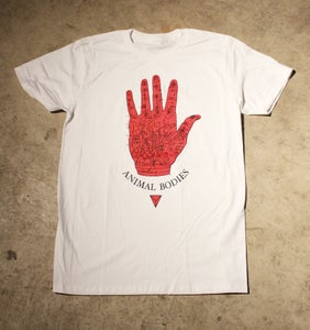Image of Red Cheiromancy shirt