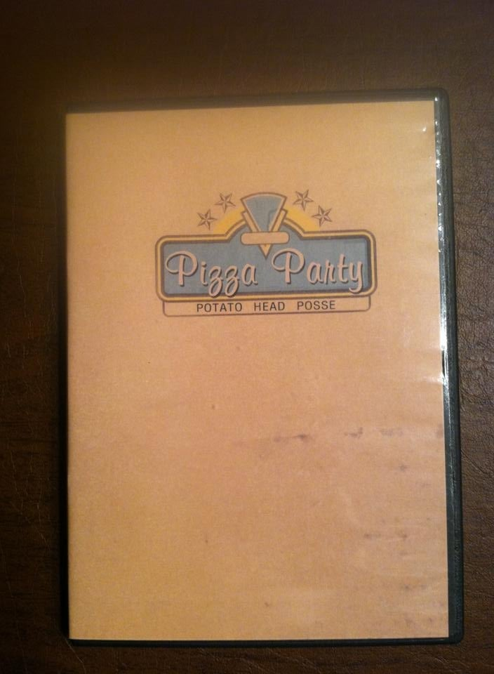 Image of Pizza Party DVD